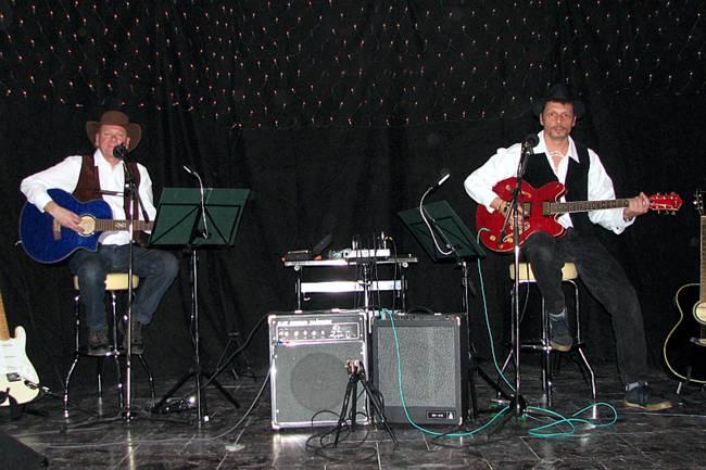Bild des Auftritts der City Boys