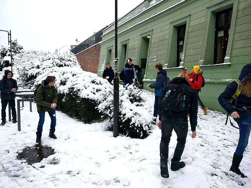 Besuch der Begegnungsstätte Alte Synagoge in Wuppertal