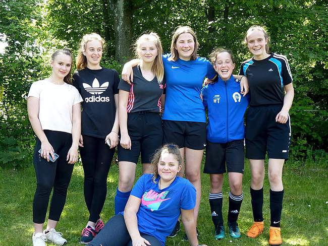 Fußballturnier des Jugendparlaments