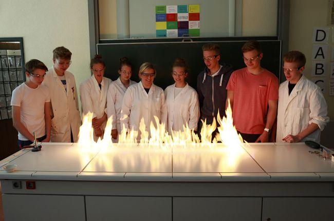 Chemie-Unterricht