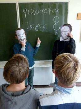 Philosophieunterricht