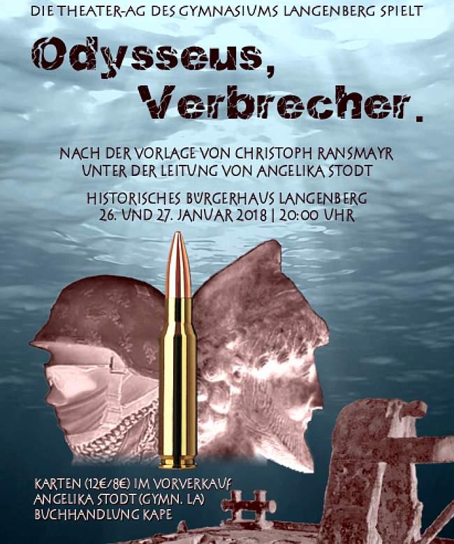 Flyer zu Odysseus, Verbrecher