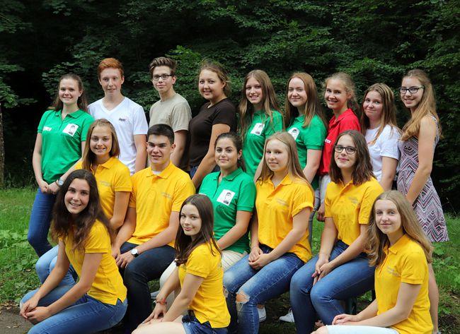 Schülergruppen